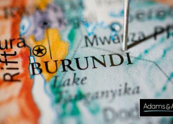 Burundi Updates