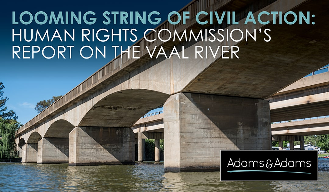 human rights commission report on vaal river
